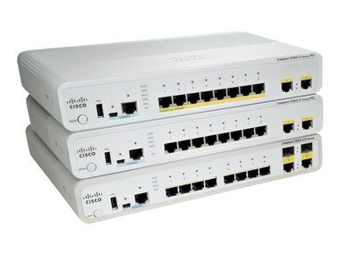 Cisco Catalyst Compact 2960CPD-8TT-L / Desktop Switch / 8xFE/ 2x1G / PoE+ / LAN B