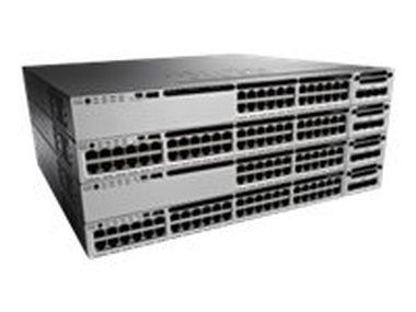 Cisco Catalyst 3850-24U-S / řízený switch / 24 Port / UPOE / IP Base