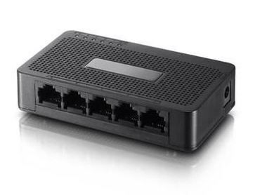 NETIS ST3105S / 5xTP 10/100Mbps / 5port switch