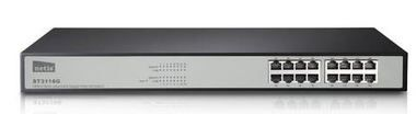 NETIS ST3116G GBit switch / 16x 10/100/1000Mbps / 16port / rack kovový