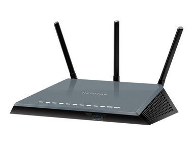 NETGEAR R6400 / AC1750 / WiFi Router / 802.11ac / Dual Band / Gigabit