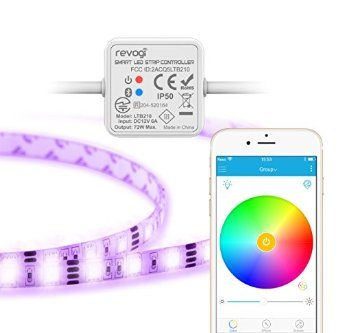 Revogi Bluetooth Smart LED Strip / LED pásek / 3m
