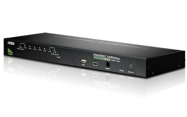 ATEN 8-port KVM USB+PS2 / OSD / rack 19""