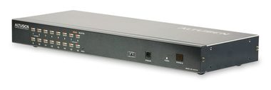 ATEN 16-port Cat5 KVM PS2+USB / OSD / rack / SUN