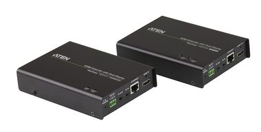 ATEN HDMI Extender po cat5e / Dual Display + IR DO / 3D / do 100m