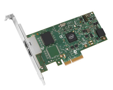 Lenovo ThinkServer I350-T2 PCIe / 1Gb 2 Port Base-T Ethernet Adapter by Intel