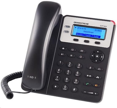 Grandstream GXP1620 / VoIP telefon / 2x SIP účet / HD audio / 3 program.tlačítka / switch 2xLAN