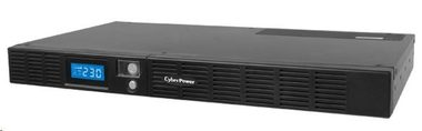 CyberPower GreenPower Office LCD RM 600VA/360W, 1U, hloubka 23,5 cm
