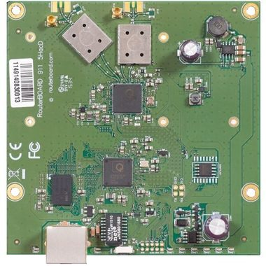 MikroTik RB911-5HacD / RouterBOARD / 650 MHz / 64MB RAM / RouterOS L3
