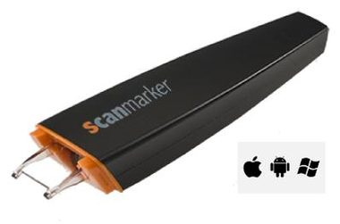 Ectaco ScanMarker Air / Ruční skener / USB2.0 / Bluetooth