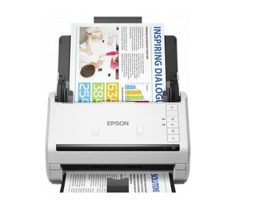 EPSON WorkForce DS-530 / A4 / 600 dpi / ADF / USB 2.0 / Skener