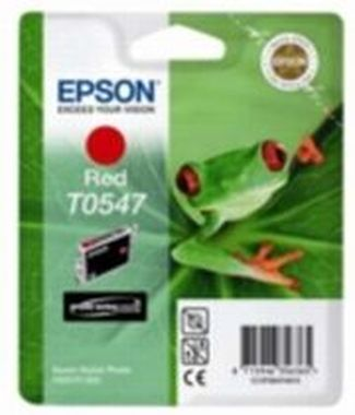 EPSON cartridge T0547 red (rosnička)