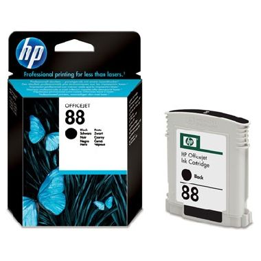 HP C9385AE Ink Cart No.88 pro OJ K550, 20,5ml, Black