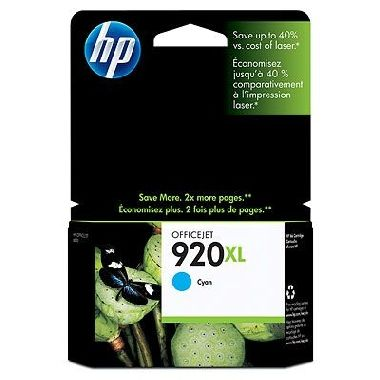 HP CD972AE Ink Cart No.920XL pro OJ Pro 6500, 6ml, Cyan