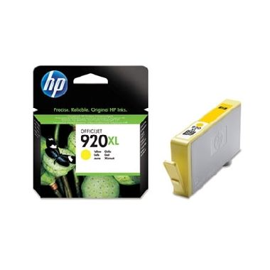 HP CD974AE Ink Cart No.920XL pro OJ Pro 6500, 6ml, Yellow