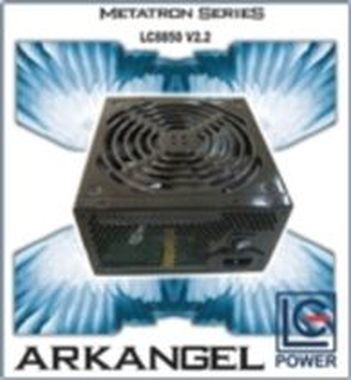 LC POWER 850W LC8850 Zdroj / Arkangel Silent / 140mm
