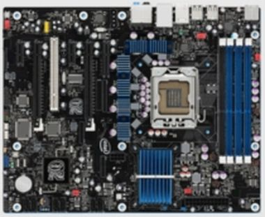 Intel DX58SO X58 / DDR3-1600 / 6xSATAII / GLAN / 8xUSB 2.0 / FW / SLI+CF / 10ch.audio / sc. 1366 / ATX / Bulk