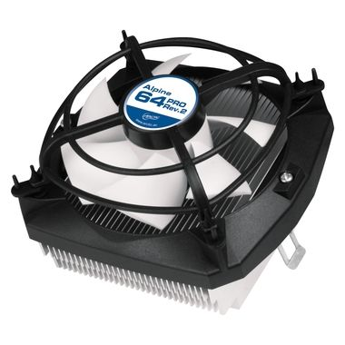 ARCTIC Alpine 64 PRO Rev. 2 / (AMD FM2, FM1, AM3+, AM3, AM2+, AM2, 939 Socket)