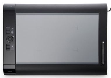 Tablet Wacom Intuos4 XL / A3 Wide / DTP / USB / Pero