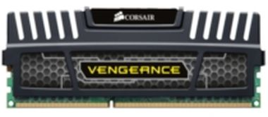 Corsair Vengeance Black 4GB DDR3 1600MHz / CL9 / 1.5V / XMP