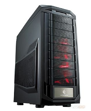 CM STORM case bigtower Trooper Edition, ATX, USB3.0, bez zdroje, black
