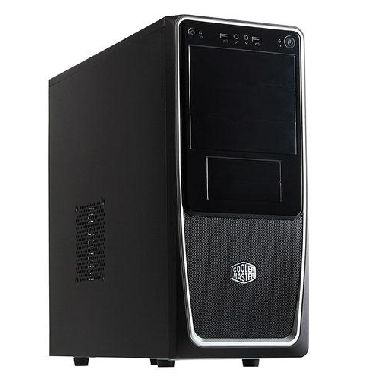Cooler Master Elite 311 / ATX / 2x USB 2.0 / 2x 120 mm + 1x 140 mm