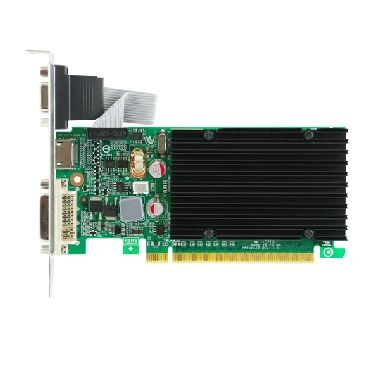EVGA GeForce 210 / GeForce 210 520MHz / 1GB DDR3 1200MHz / 64bit / PCIe 2.0 / DVI+HDMI+VGA