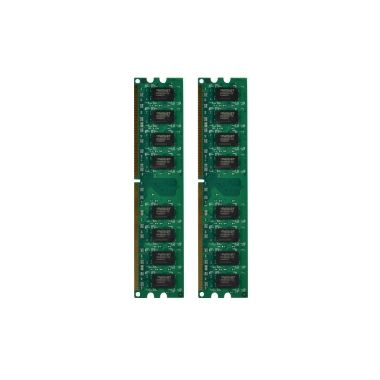Patriot 4GB DDR2 800MHz / 2x2GB KIT / CL6 / 1.9V