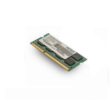 Patriot 4GB SO-DIMM DDR3 1333MHz / CL9 / 1.5V