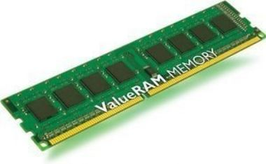 Kingston 4GB (1x 4GB) DDR3 1333MHz / CL9 / DIMM / 1.5V / Non-ECC / Un-Registered