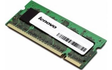Lenovo 8GB SO-DIMM DDR3 1600MHz / pro ThinkPad 12800 L430 / L530 / T430 / T430s / T530 / W530 / X230 / X230t / Edge E43x