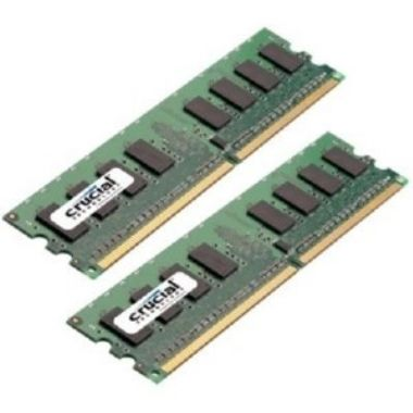 Crucial 4GB DDR2 1066MHz / 2x2GB KIT / CL7 / 1.8V