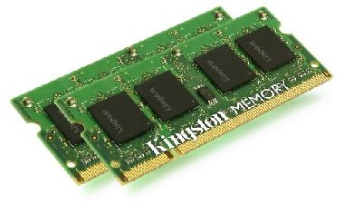 Kingston 4GB SO-DIMM DDR2 800MHz / 2x2GB / pro Apple