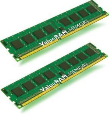 Kingston 16GB (2x 8GB) DDR3 1600MHz / CL11 / DIMM / 1.5V / Non-ECC / Un-Registered