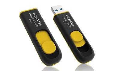 ADATA UV128 32GB / Flash Disk / USB 3.0 / žlutá
