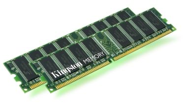 Kingston 1GB DDR2 800MHz / CL6 / pro HP