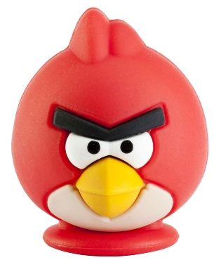 EMTEC A100 Red Bird 8GB / USB 2.0 / Angry Birds Series