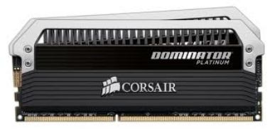 Corsair Dominator Platinum 16GB DDR3 1866MHz / 2x8GB KIT / CL9 / 1.5V / XMP