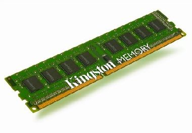 Kingston 8GB DDR3 1600MHz / ECC / CL11 / TS