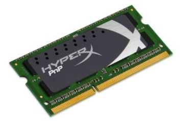 HyperX 4GB SO-DIMM DDR3 1600MHz / CL9