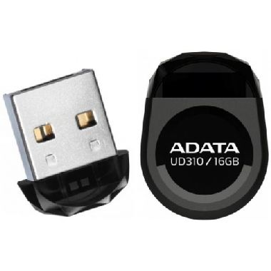 ADATA Durable UD310 16GB / Flash Disk / USB 2.0 / černá