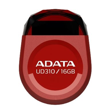 ADATA Durable UD310 16GB / Flash Disk / USB 2.0 / červená