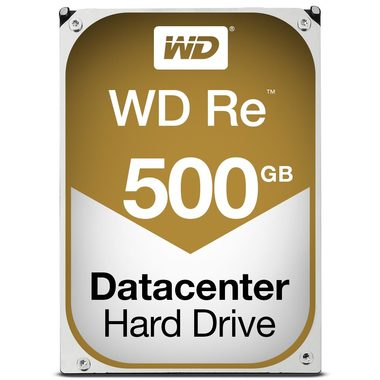 "WD Re 500GB / HDD / 3.5"" SATA III / 7 200 rpm / 64MB cache / 5y"