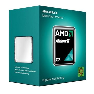 AMD Athlon II X2 370 @ 4.0GHz / Turbo 4.2GHz / 2C2T / 96kB L1, 1MB L2 / FM2 / Piledriver-Richland / 65W