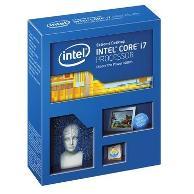Intel Core i7-4930K @ 3.4GHz / TB 3.9GHz / 6C12T / 384kB, 1536kB, 12MB / 2011 / Ivy Bridge-E / 130W
