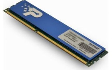 Patriot 4GB DDR3 1600MHz / CL11 / 1.5V / s chladičem / (8x512)