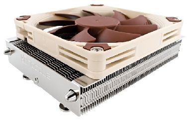 Noctua NH-L9a / 92mm / SSO2 Bearing / 23.6 dB @ 2500 RPM / 57.5 m3h / Intel + AMD