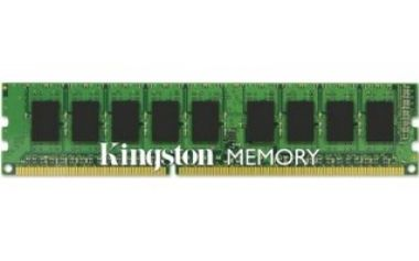 Kingston 4GB DDR3 1600MHz / CL11 / SR X8 / STD Height 30mm / 1.5V