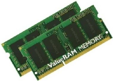 Kingston 16GB SO-DIMM DDR3 1333MHz / 2x8GB / CL9 / 1.5V