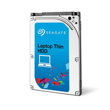 "SEAGATE Laptop Thin HDD 500GB / 2.5"" / 7 200 RPM / 32MB cache / SATA III / 7 mm / Interní"